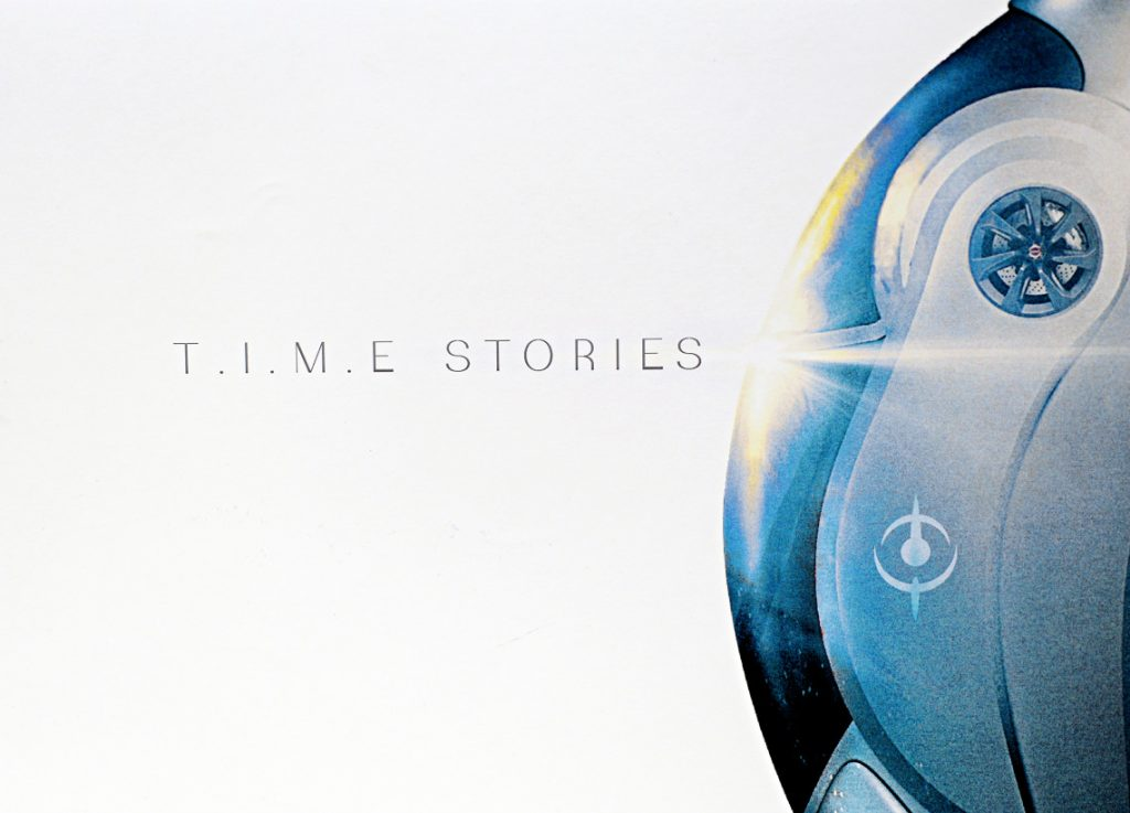 T.I.M.E Stories (No Spoilers)